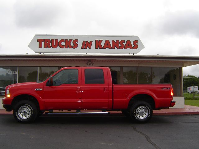 2004 Ford F-250 Super Duty