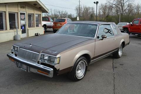 1984 buick regal for sale for A b motors waterford mi