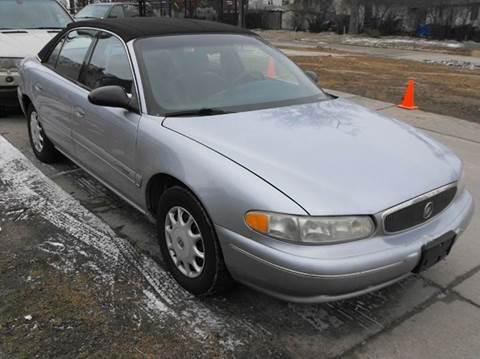 1997 Buick Century