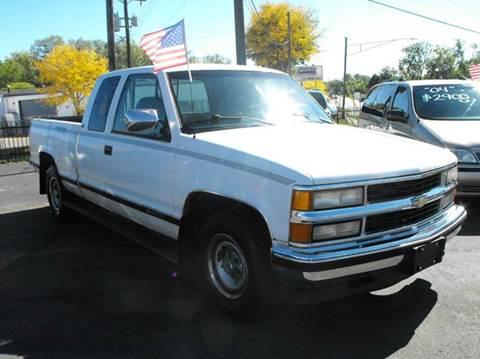 1994 Chevrolet C/K 2500 Series