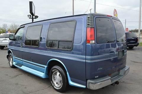 1997 Chevrolet Express Cargo