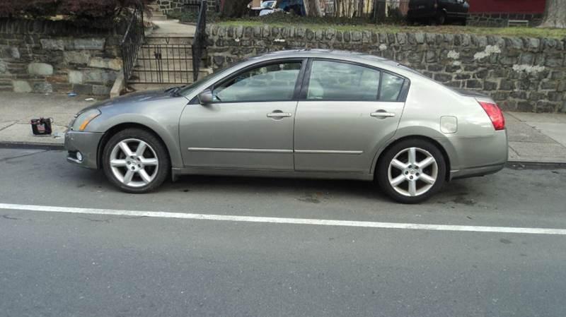 2004 Nissan Maxima 3.5 SE 4dr Sedan   Philadelphia PA