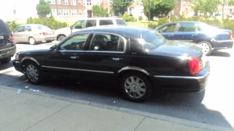 2004 Lincoln Town Car Ultimate 4dr Sedan In Philadelphia Pa
