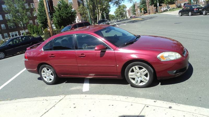 2006 Chevrolet Impala LT 4dr Sedan w/3.9L In PHILADELPHIA PA ...
