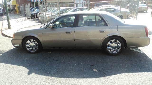 2001 Cadillac Deville Dts 4dr Sedan In Philadelphia Pa Warnock