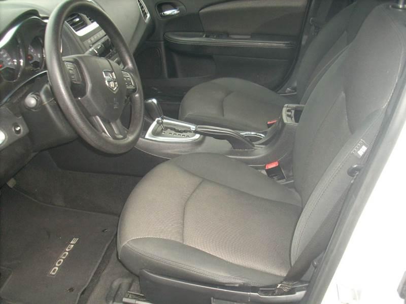 2012 Dodge Avenger SE 4dr Sedan - Eau Claire WI