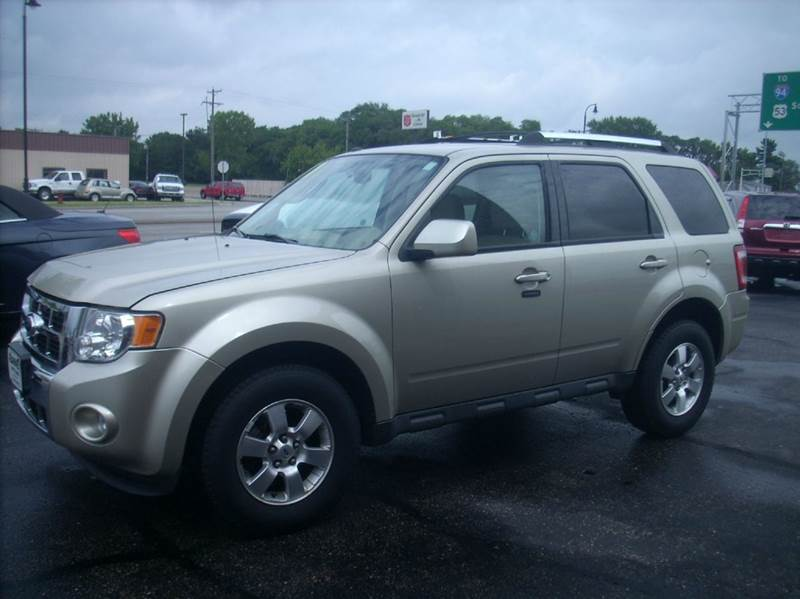 2010 Ford Escape AWD Limited 4dr SUV - Eau Claire WI