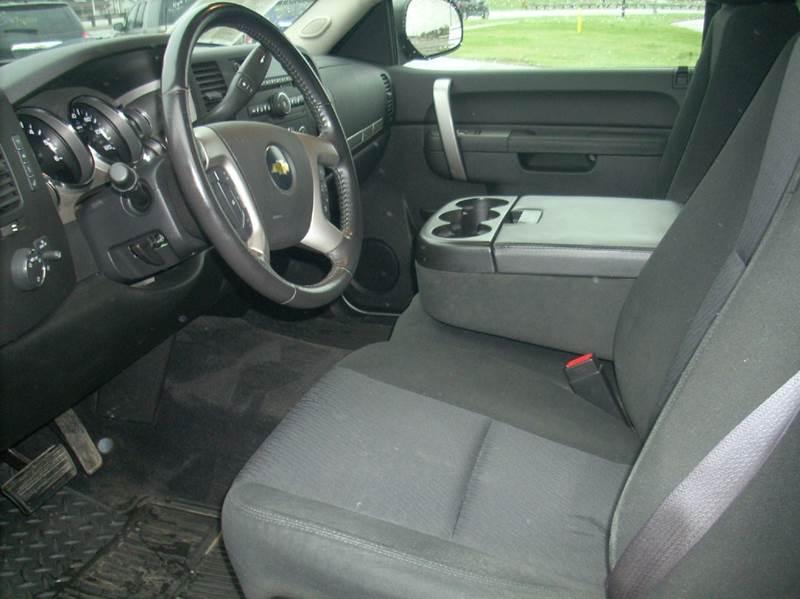 2011 Chevrolet Silverado 1500 4x4 LT 4dr Crew Cab 5.8 ft. SB - Eau Claire WI