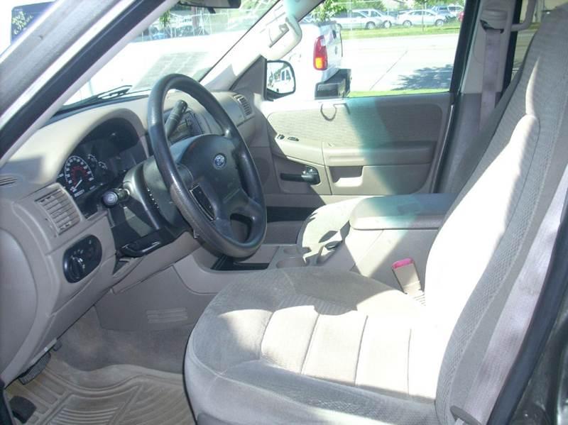 2002 Ford Explorer 4dr XLT 4WD SUV - Eau Claire WI