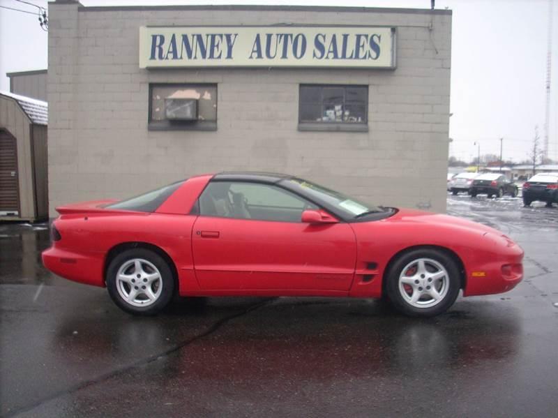 1998 Pontiac Firebird 2dr Hatchback - Eau Claire WI