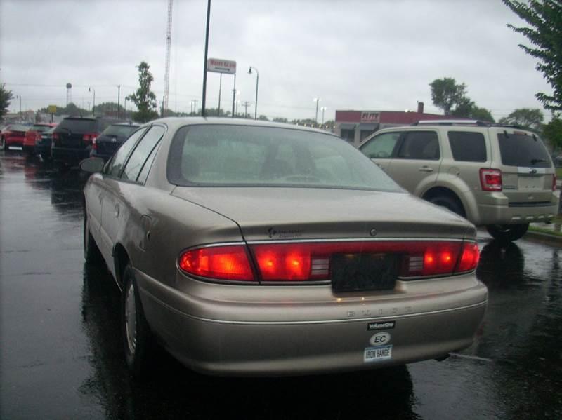 1999 Buick Century Limited 4dr Sedan - Eau Claire WI