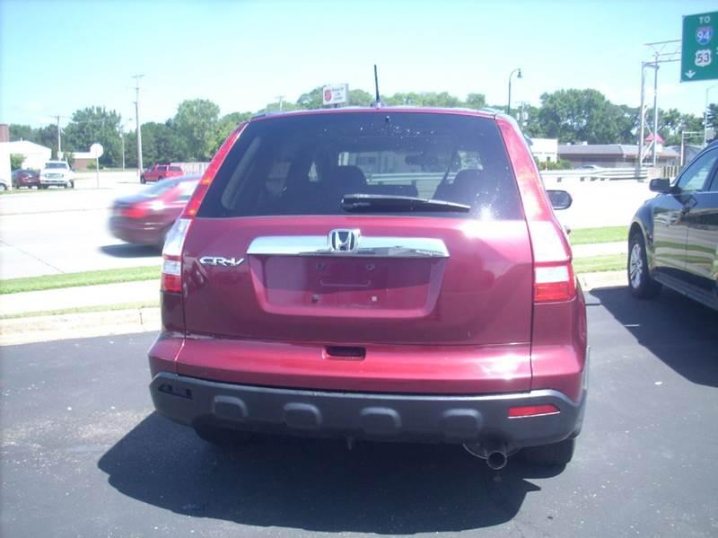 2007 Honda CR-V AWD EX-L 4dr SUV - Eau Claire WI