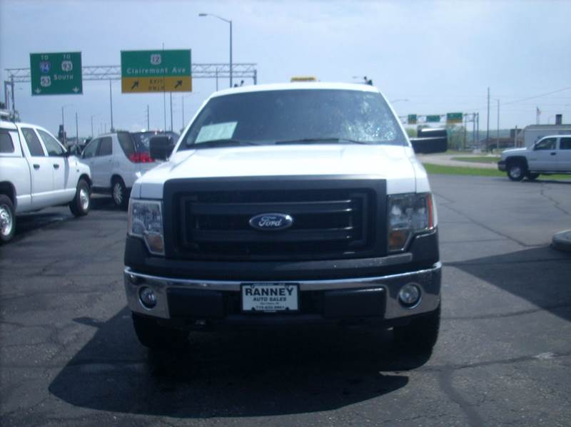 2013 Ford F-150 4x4 XL 4dr SuperCab Styleside 6.5 ft. SB - Eau Claire WI