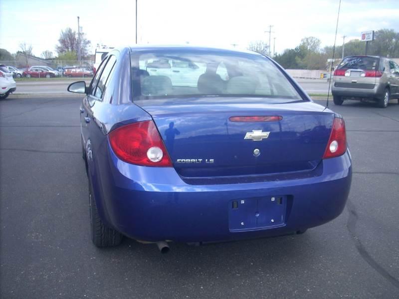 2007 Chevrolet Cobalt LS 4dr Sedan - Eau Claire WI