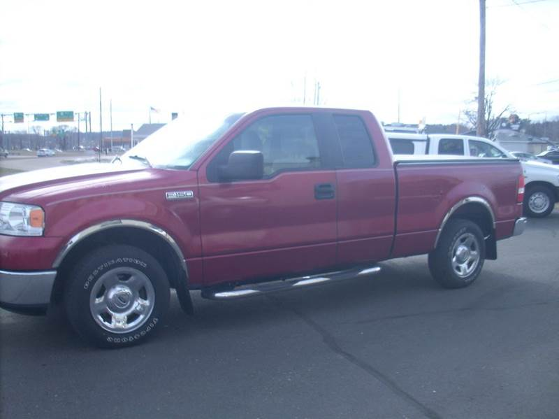 2007 Ford F-150 XLT 4dr SuperCab Styleside 6.5 ft. SB - Eau Claire WI