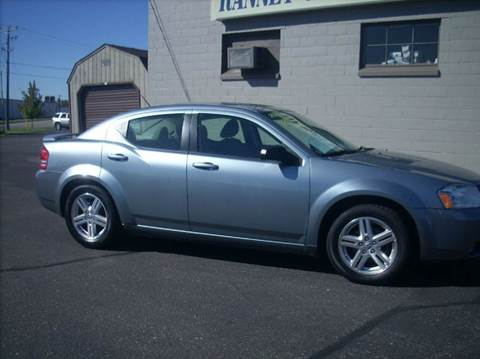 2008 Dodge Avenger for sale in Eau Claire, WI