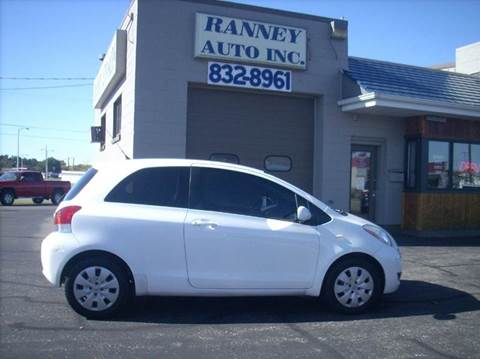 2009 Toyota Yaris for sale in Eau Claire, WI