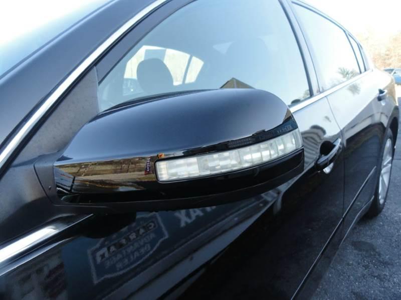 2011 Nissan Altima 3.5 SR 4dr Sedan - Granite Falls NC