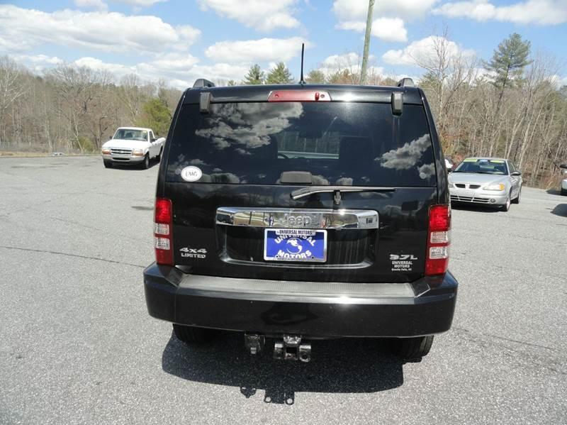 2008 Jeep Liberty 4x4 Limited 4dr SUV - Granite Falls NC