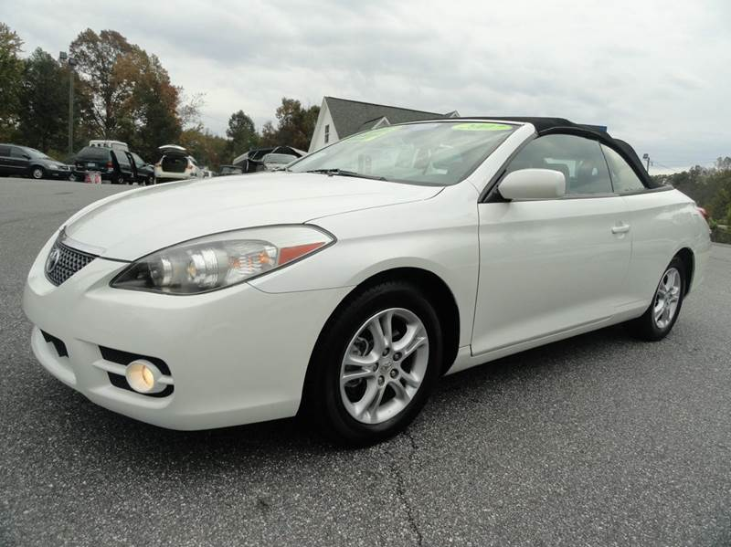 2007 toyota camry solara se v6 2dr convertible in granite falls nc universal motors. Black Bedroom Furniture Sets. Home Design Ideas