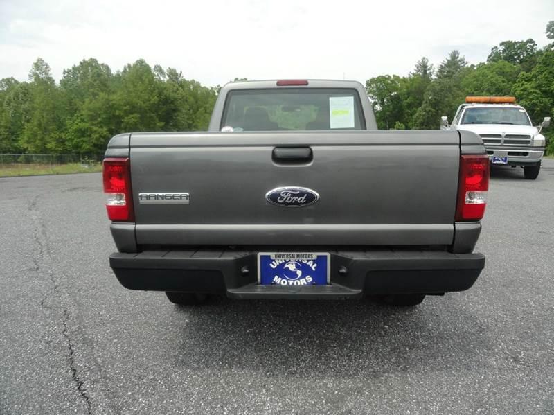 2008 Ford Ranger 4x2 XL 2dr SuperCab SB - Granite Falls NC