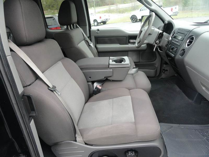 2004 Ford F-150 XLT 4dr SuperCab 4WD Styleside 5.5 ft. SB - Granite Falls NC