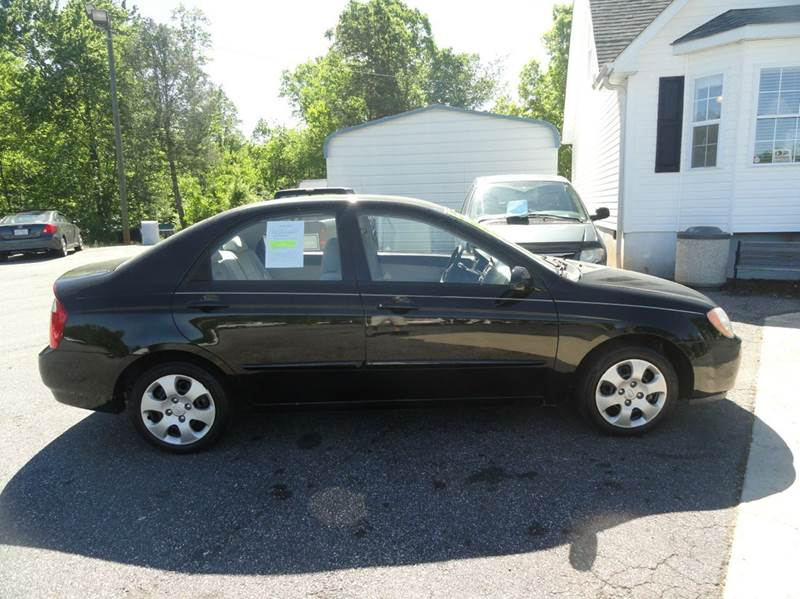 2006 Kia Spectra EX 4dr Sedan w/Manual - Granite Falls NC