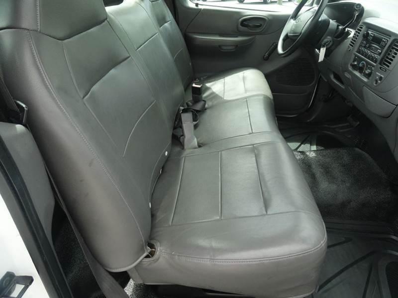 2004 Ford F-150 Heritage 2dr Standard Cab XL Rwd Styleside LB - Granite Falls NC