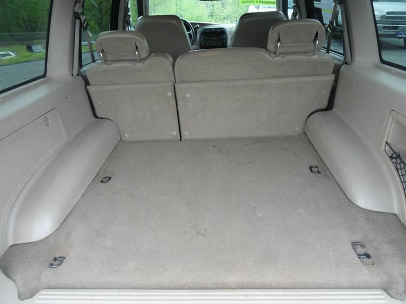 1998 Ford Explorer AWD XLT 4dr SUV - Granite Falls NC