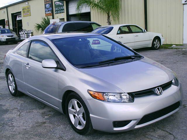 Honda Winter Park Of 2007 Honda Civic Ex 2dr Coupe For Sale In Winter Park