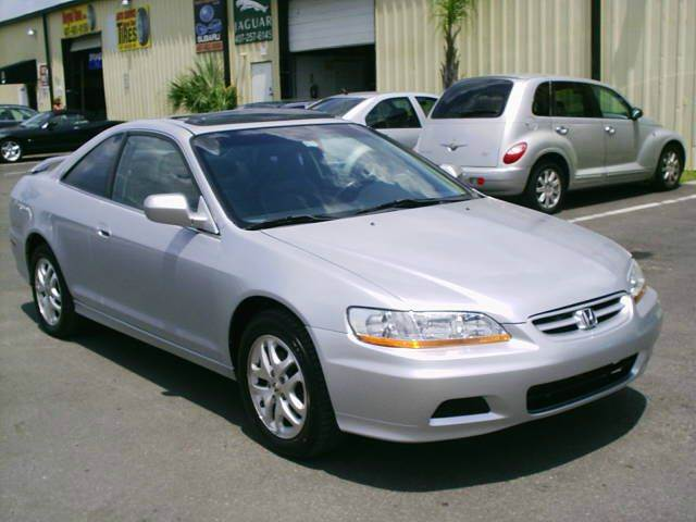2001 Honda Accord EX V6 2dr Coupe In WINTER PARK FL N