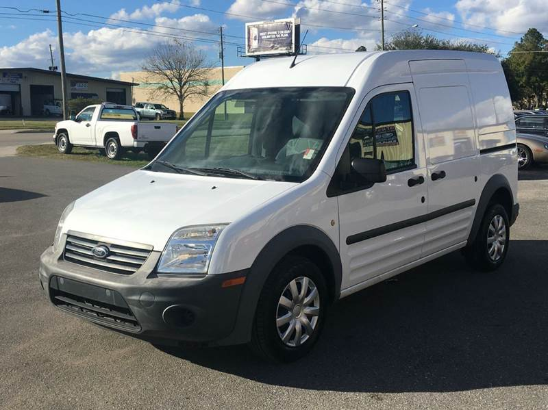2013 Ford Transit Connect Xl 4dr Cargo Mini Van W Rear Glass In Winter Park Fl N G Car
