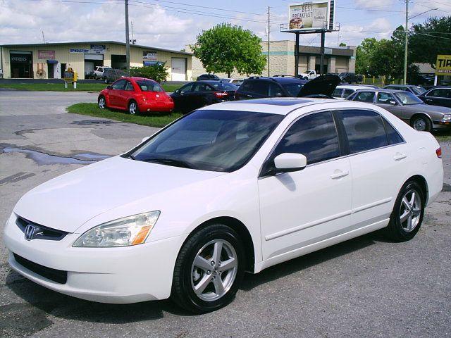 2003 Honda Accord for sale in WINTER PARK FL