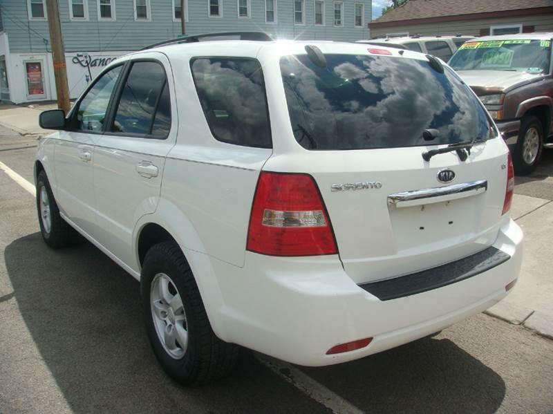 2008 Kia Sorento LX 4dr SUV 4WD In JOHNSON CITY NY  VITALI AUTO