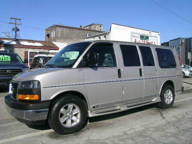 service manual transmission control 2005 gmc savana 1500. Black Bedroom Furniture Sets. Home Design Ideas