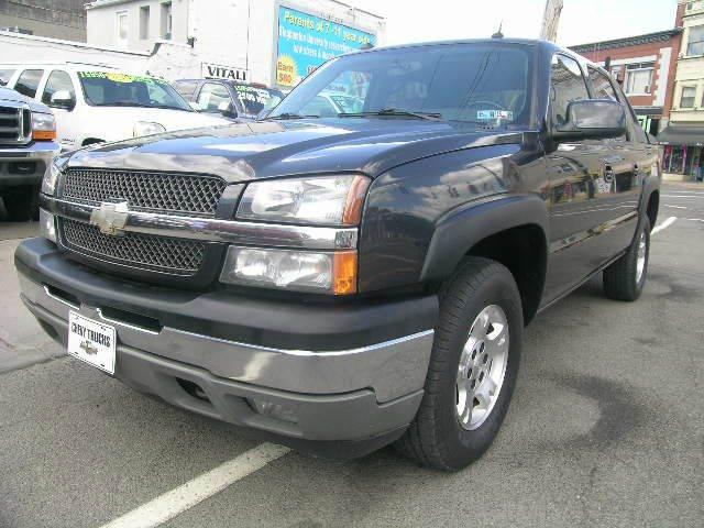 2005 Chevrolet Avalanche