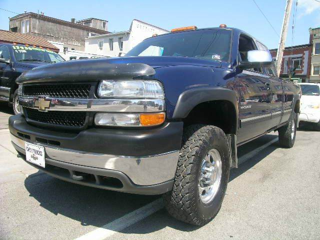 2002 chevrolet silverado 2500hd duramax diesel extended. Black Bedroom Furniture Sets. Home Design Ideas