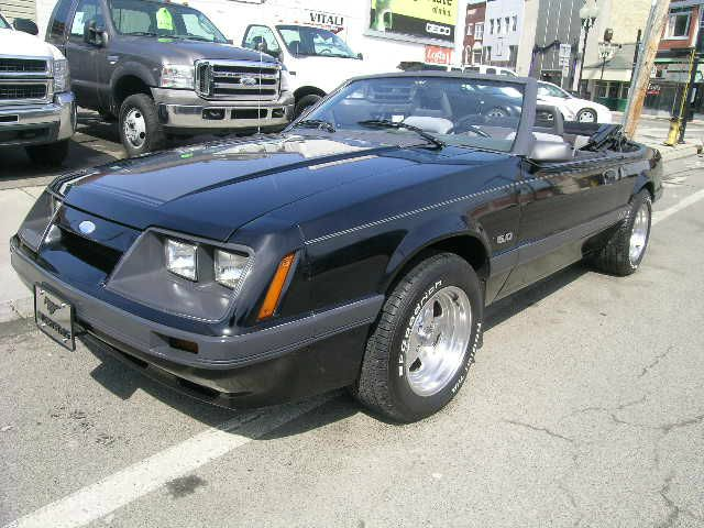 Used 1985 Ford Mustang For Sale Carsforsale Com