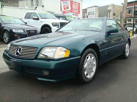 1995 Mercedes-Benz SL-Class for sale in Johnson City, NY