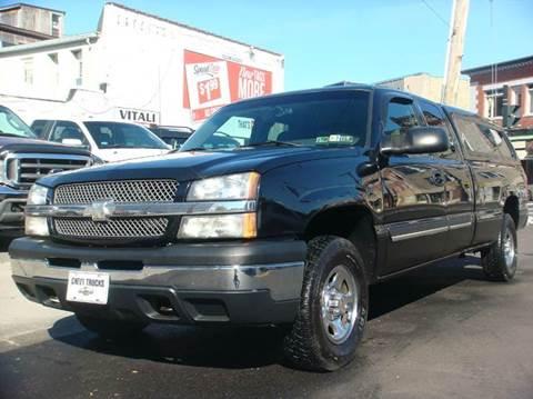 2003 Chevrolet Silverado 1500 for sale in Johnson City, NY