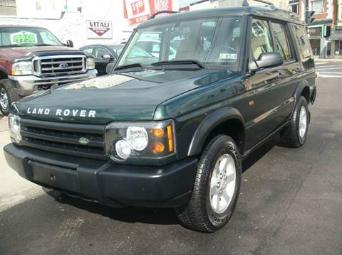 2003 Land Rover Discovery for sale in Johnson City, NY