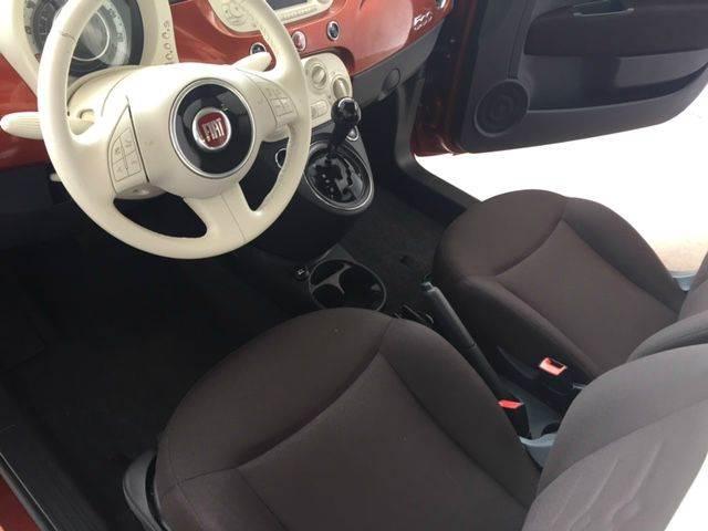 2014 FIAT 500 Pop 2dr Hatchback - Phoenix AZ
