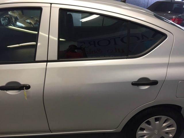 2016 Nissan Versa 1.6 S Plus 4dr Sedan - Phoenix AZ