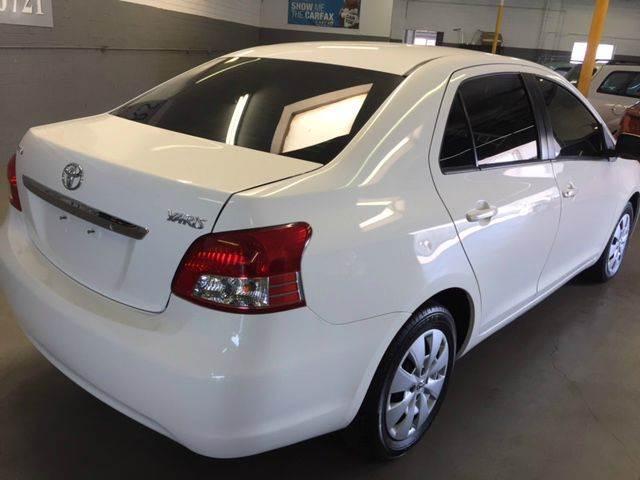 2009 Toyota Yaris Base 4dr Sedan 4A - Phoenix AZ