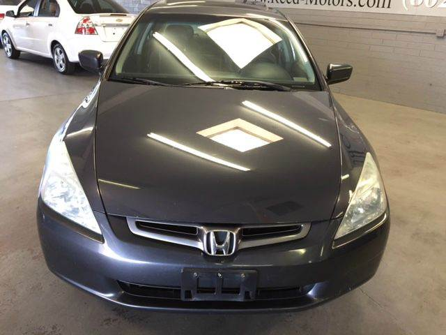 2004 Honda Accord EX V-6 4dr Sedan - Phoenix AZ