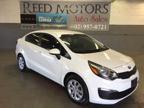 2016 Kia Rio for sale in Phoenix, AZ