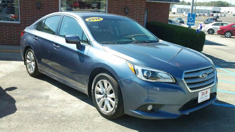 2016 subaru legacy awd premium 4dr sedan in somerset pa d b auto sales. Black Bedroom Furniture Sets. Home Design Ideas