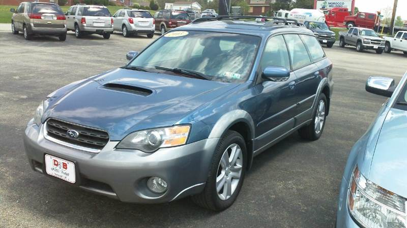 2005 subaru outback 2 5 xt awd 4dr turbo wagon in somerset. Black Bedroom Furniture Sets. Home Design Ideas