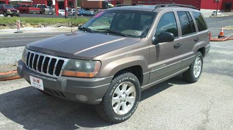 2001 Jeep Grand Cherokee for sale in Somerset, PA