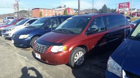 2007 Chrysler Town and Country for sale in Somerset, PA